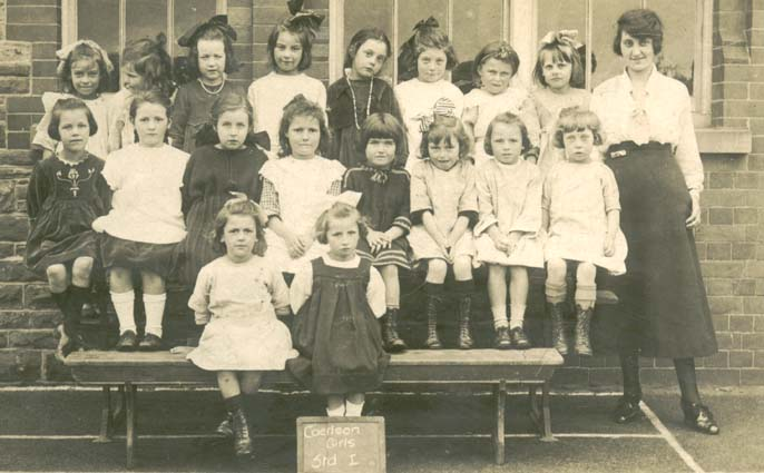 ... hiller molly haines louie davies gladys perkins margaret lovell emma Haines
